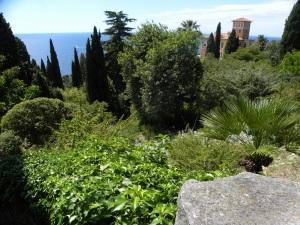 4_Vista dai Giardini Hanbury - Ventimiglia
