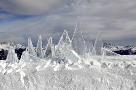 ice skyline