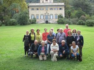 Il gruppo del viaggio